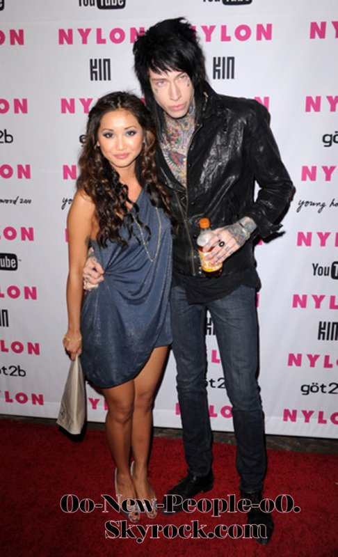 27.08.2011 -  Scoop : Brenda Song attend son premier enfant avec le frère de Miley Cyrus
