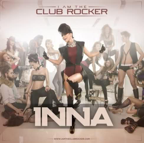 10.09.2011 - Vidéo Teaser : Inna : découvrez un teaser de son album 'I Am The Club Rocker'