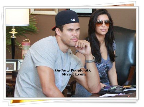 01.11.2011 - News : Kim Kardashian et Kris Humphries : la vraie raison de leur séparation !