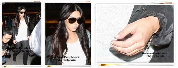 03.11.2011 - Photos : Kim Kardashian : elle n'a pas perdu de temps pour enlever son alliance !