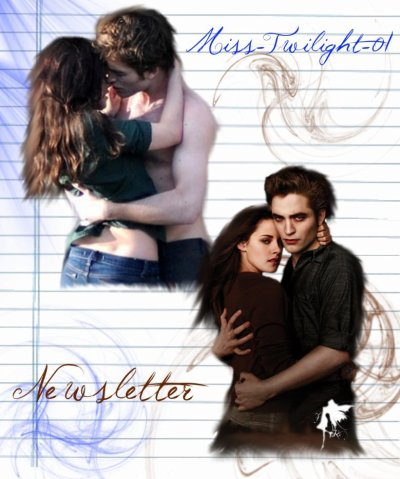 Newsletter Sur Ta Source Twilight !