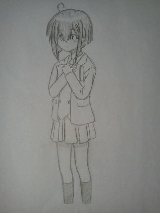 Un petit dessin (♥)