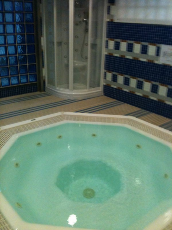 le jacuzzi du real madrid