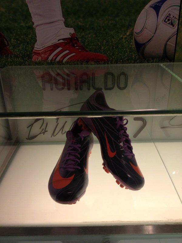 Chaussure cristiano Ronaldo