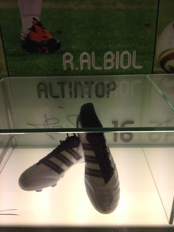 chaussure de ALTINTOP 16