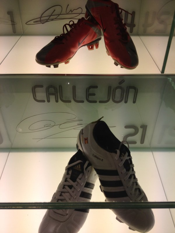 chaussure de CALLEJON 21
