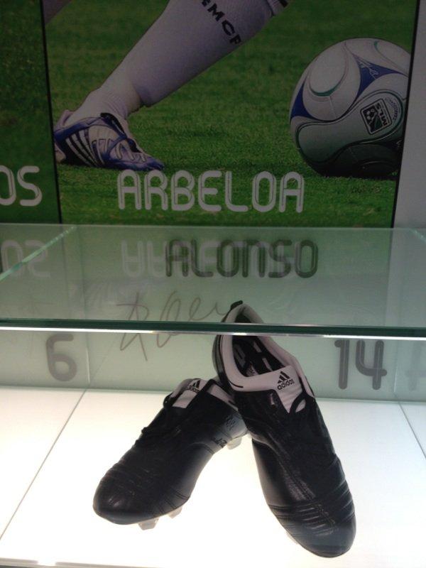 chaussure de ALONSO 14