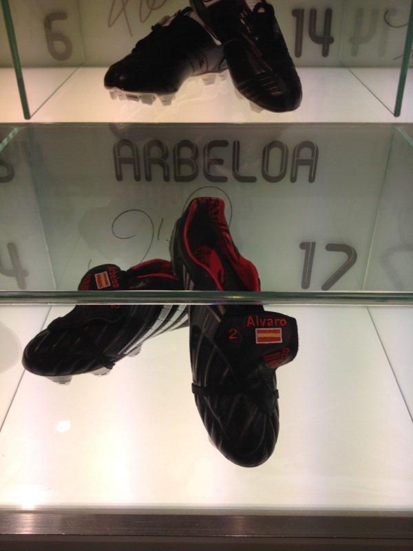 chaussure de ARBELOA 17