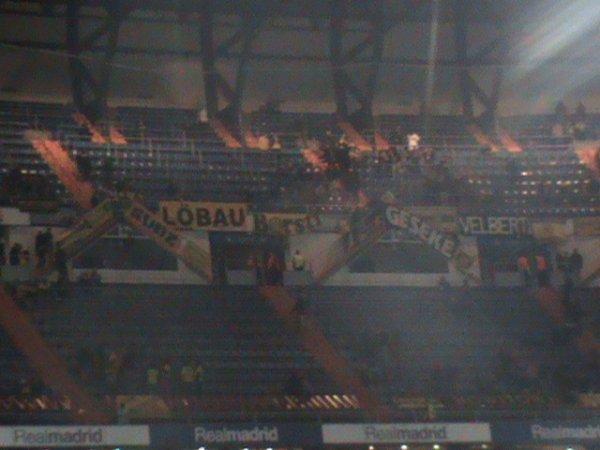 Les supporters du borussia dortmund