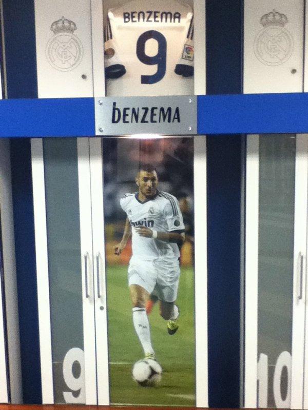 Karim Benzema 9