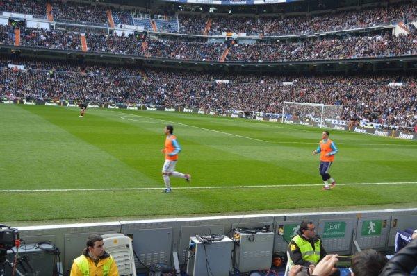 Sami Khedira et Cristiano Ronaldo