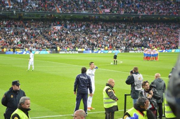 Photo Cristiano Ronaldo et Aitor Karanka