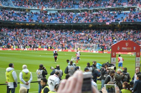 Photo de la coupe du roi 2012 - 2013