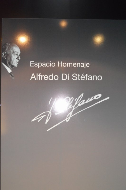 Un trés grand joueur du real madrid Di Stéfano