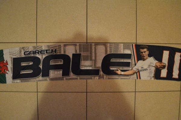 écharpe Gareth Bale