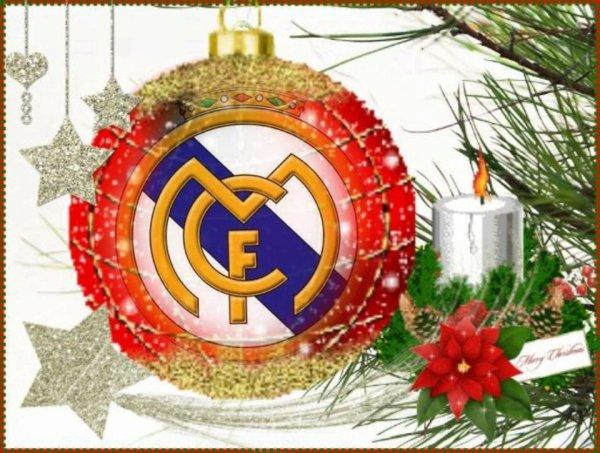 Feliz Año Nuevo 2014 tiene todo el madridista