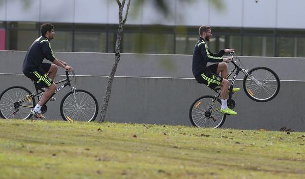 Sergio Ramos après la défaite contre la hollande