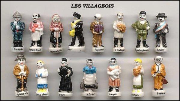 LES VILLAGEOIS