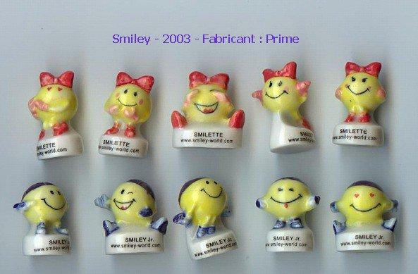 SMILEY 2003