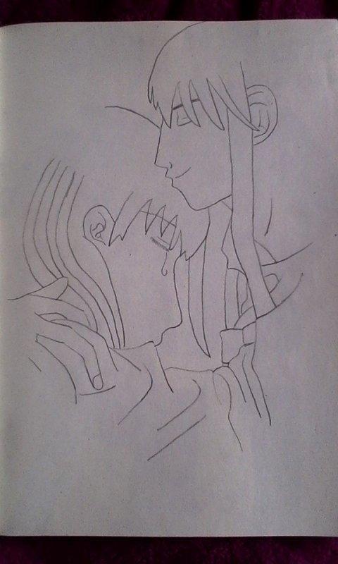 """Sinistra et Kanda """"Je t'aime de tout mon c½ur"""""""