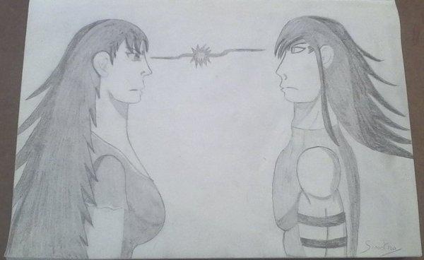 Tension entre Sven et Sinistra