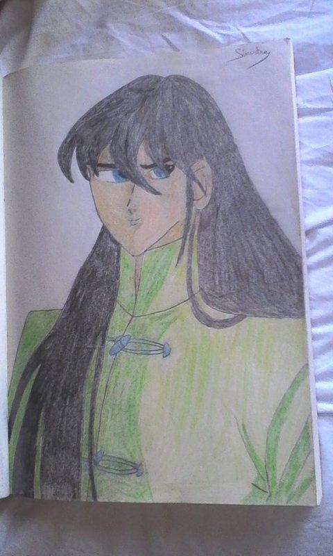 Azumi, le grand frère de Sinistra (en couleur)