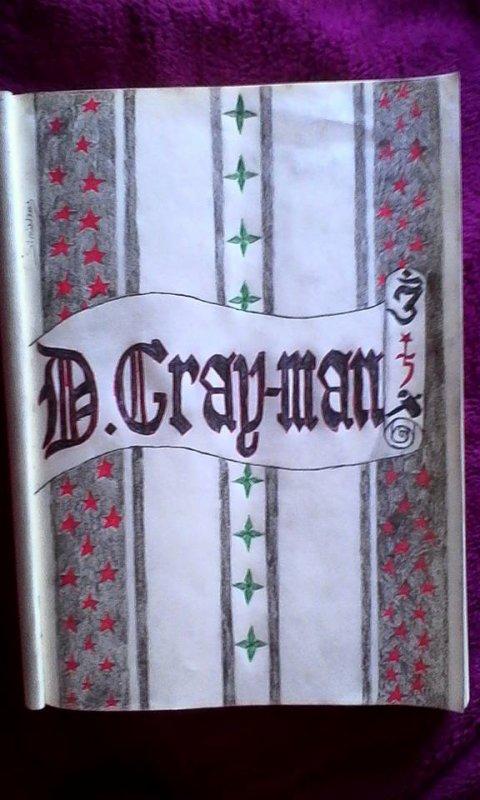 Bannière D Gray Man