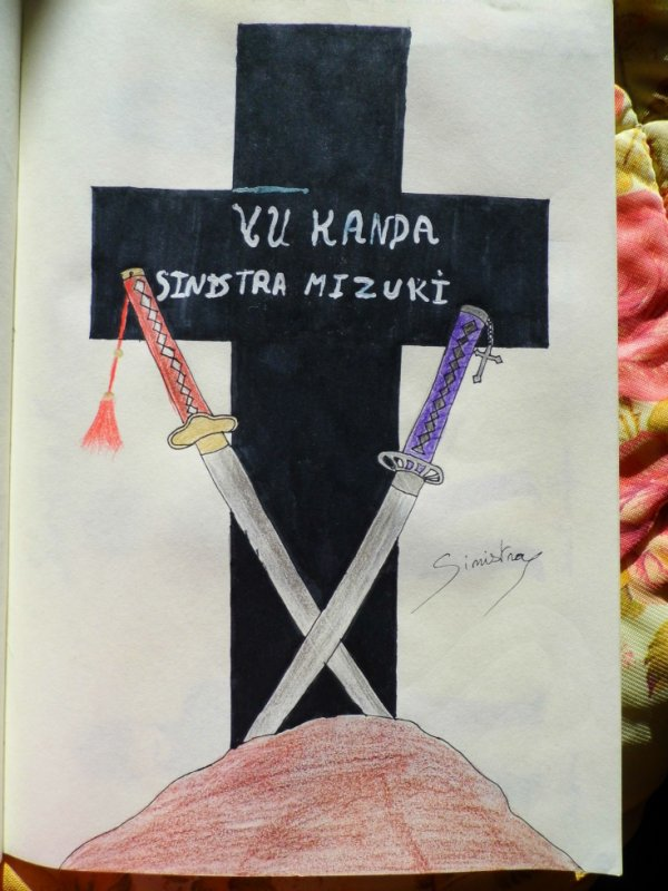 "[Sinistra xKanda] ""Unis jusqu'à la mort"
