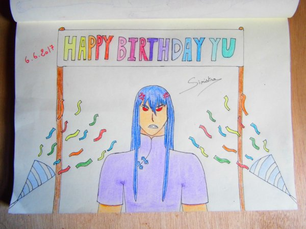 Happy Birthday to Yu