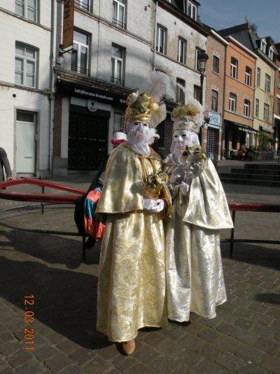 Carnaval de Venise rue Haute,Journée des adultes 12-03-2011