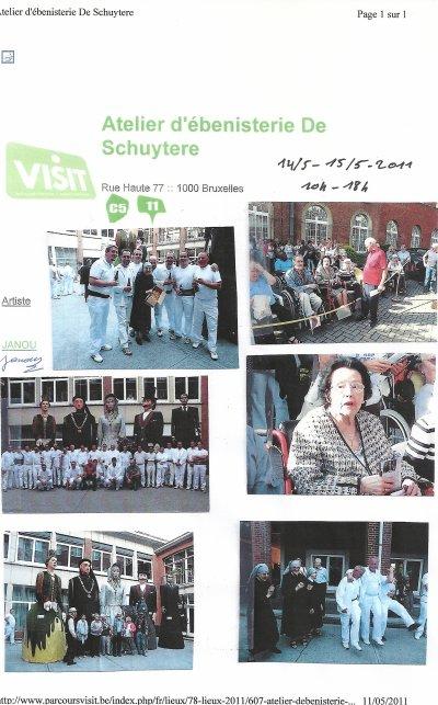 Expo photo de janou au 77 rue Haute le 14-15 mai de 10.00 à 18.00 'NOS VIEUX '