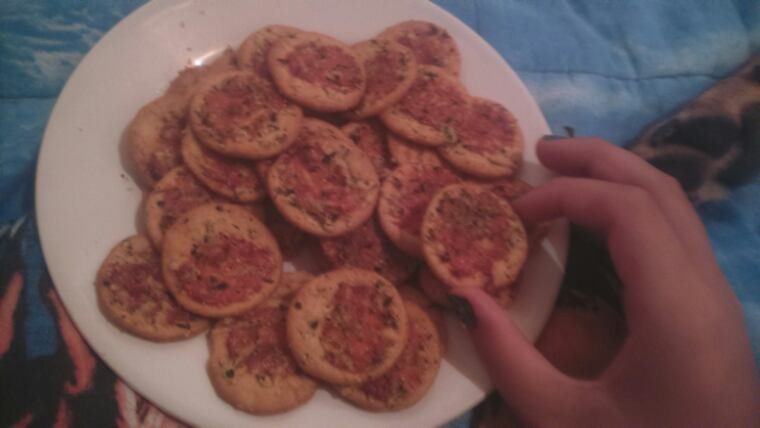 Mini-Pizza *.* ❤