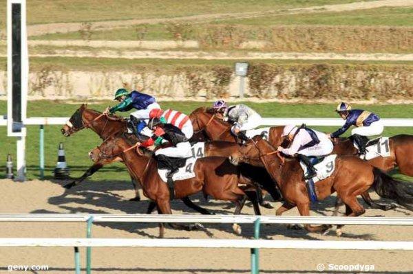 vendredi 6 janvier 2017 - quinté de plat de deauville 16 chevaux résultat 2 14 4 6 9
