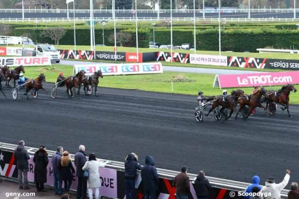 samedi 14 janvier 2017 vincennes trot attelé 14 chevaux départ à 15h15 résultat 2 6 9 1 5