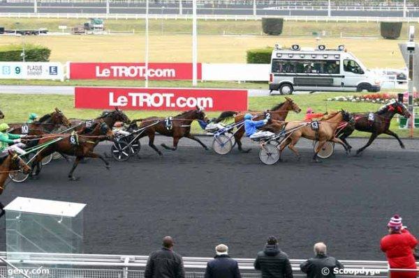lundi 30 janvier 2017 - vincennes - trot attelé - 18 chevaux mon choix 13 7 8 5 2....résultat 5 13 2 7 6