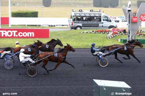mardi 31 janvier 2017 à vincennes 18 chevaux trot attelé mon choix 3 16 10 9 17 ....arrivée 3 14 10 1 13