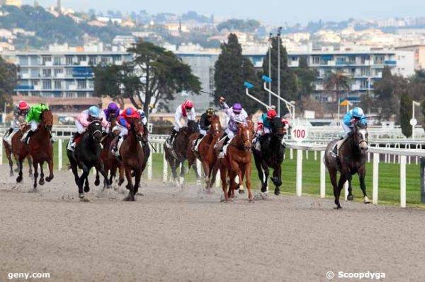 mercredi 22 février 2017 cagnes-sur-mer 16 chevaux plat 1600 mètres mon choix  1 7 12 2 5....arrivée  6 15 4 11 9