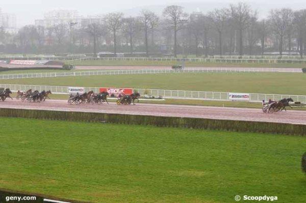 mercredi 1er mars 2017 enghien trot attelé autostart 2150 mètre 16 chevaux résultat  13 3 4 7 6