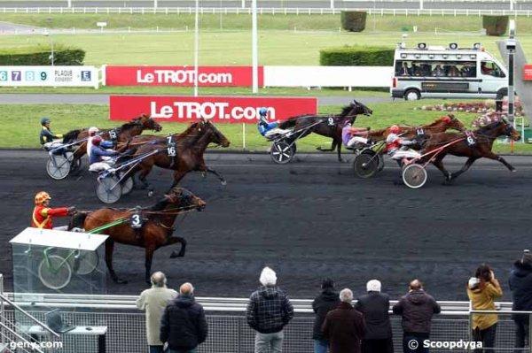 jeudi 2 février 2017 vincennes 16 chevaux mon choix:  13 2 15 9 16....arrivée 6 14 3 16 7