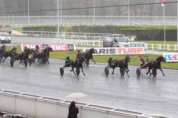samedi 4 mars 2017 vincennes 2700 mètres  grande piste 16 chevaux mon choix 13 2 16 6 3  arrivée16 8 3 1 9