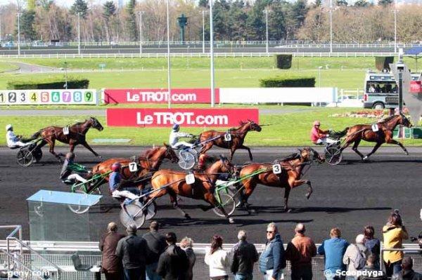 samedi 25 mars 2017 vincennes 18 chevaux départ à 14h45 mon choix 9 3 2 16 13.....arrivée 1 3 8 6 7