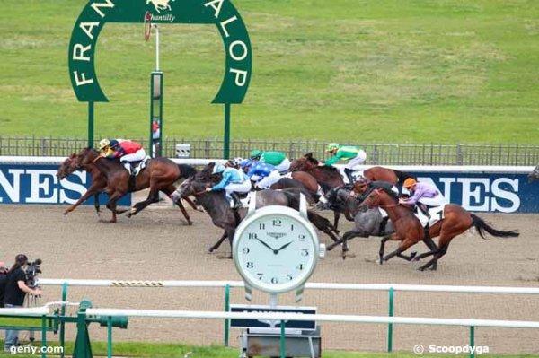 lundi 22 mai 2017 chantilly plat 16 chevaux mon choix 9 7 15 11 3........arrivée 12 7 2 4 11