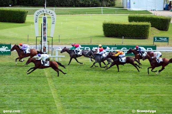 dimanche 16 juillet 2017  maisons-laffitte quinté de plat 16 chevaux arrivée 9 3 2 6 15
