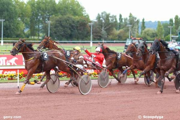 vendredi  11  août  2017 cabourg  trot  attelé 14 chevaux  mon  choix  9  12  8  13  14 arrivée 2 9 8 12 6