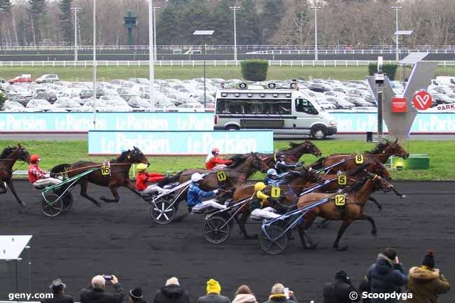 dimanche 6 janvier 2019 - vincennes résultat 8 5 12 1 6