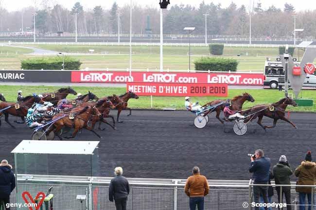 vendredi 11 janvier 2019 - vincennes trot attelé 18 chevaux résultat 9 6 10 3 18