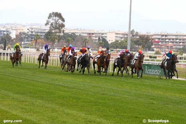 cagnes sur mer plat 18 chevaux résultat de cette course 11 16 5 17 7