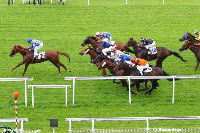 mardi 21 mai 2019  quint de plat ligne droite a maisons-laffitte 18 chevaux monchoix 6 1 4 ...arrivée 15 10 16 14 11