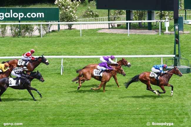 lundi 27 mai 2019 saint cloud plat 18 chevaux