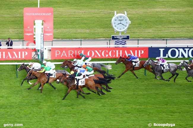 30  mai  2019  jeudi à paris-longchamp plat 16 chevaux arrivee de la course 8 4 7 14 12